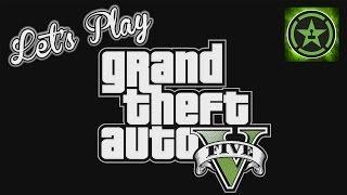 Let's Play GTA V Jack's Heist
