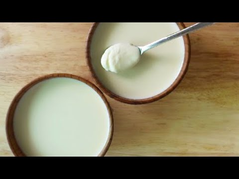 How to Make Ginger Milk Pudding (薑汁撞奶),
