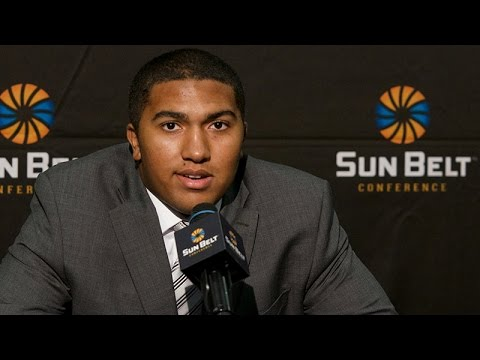 GSU FBALL: Sun Belt Media Days - Keith Rucker