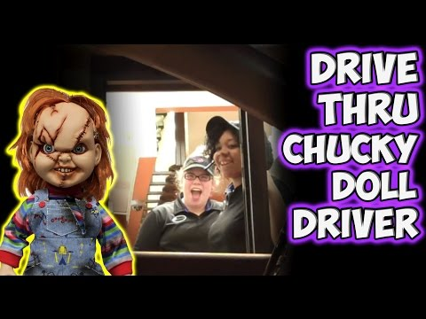 Chucky Is Craving Some Fast Food