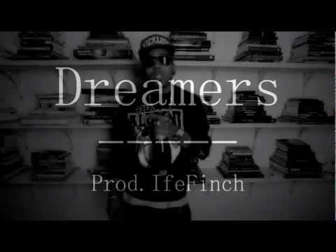 Kid Ink Type Beat - Dreamers (Prod.IfeFinch) (*NEW* Hip-Hop/RnB Beat 2013)