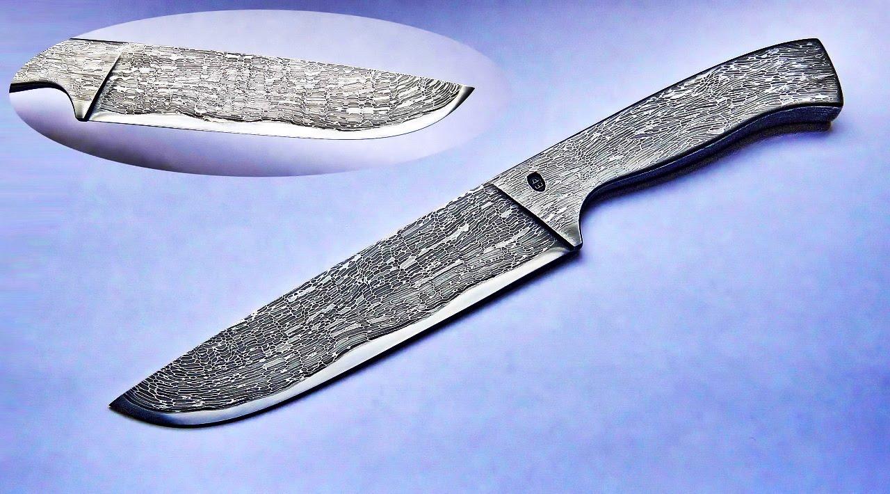 Кованный нож