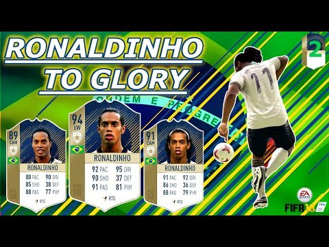NEW RULE?! - RONALDIHNO TO GLORY #2! - FIFA 18 Ultimate Team!