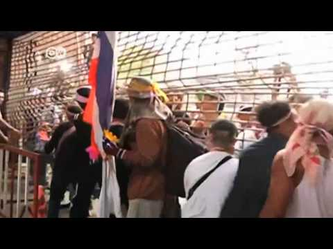 Tens of thousands protest in Thailand | Journal