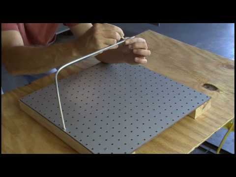 Domowy mini ploter do wycinania w styropianie