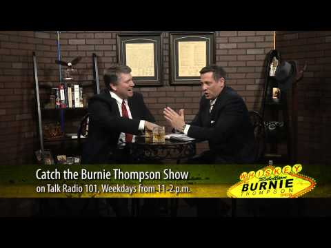 The Burnie Thompson Show, Episode 3, 1-12-14