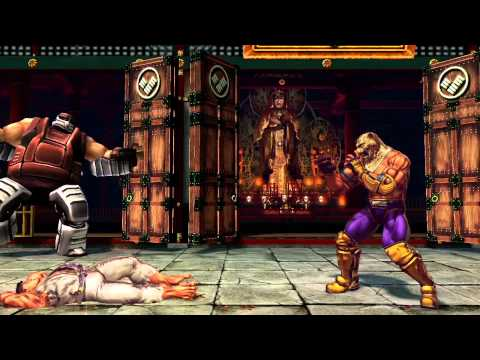 Street Fighter x Tekken E3 Gameplay Video 2