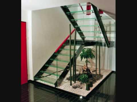 Escaleras de madera y metal youtube for Escaleras de metal