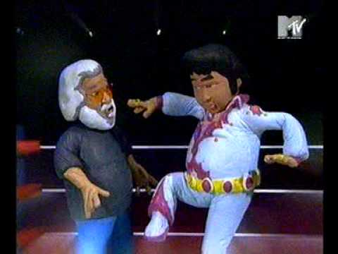 Celebrity death match youtube