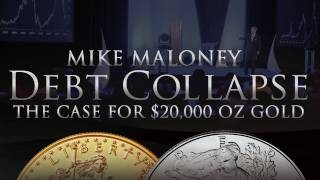 The Case For $20,000 Oz Gold Debt Collapse Mike