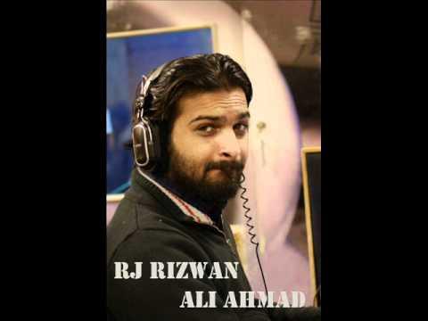 RJ Rizwan Ali Ahmad