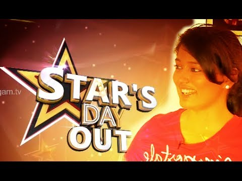 Actress and Choreographer Gayathri Raghuram  in Stars Day Out - Part 1 - (03/05/2014)