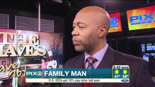 PERFORMER PALMER WILLIAMS, JR: FAMILY MAN TOO