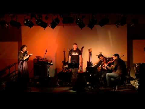 Αλκίνοος Ιωαννίδης (GR) - Η Φόνισσα (Α. Παπαδιαμάντης) - Λευκωσία Loop Festival 2012