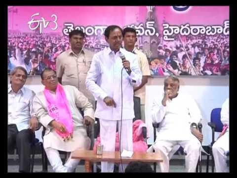 Formation Of Telangana Is The Only Goal Of Jayashankar Sir, CM KCR