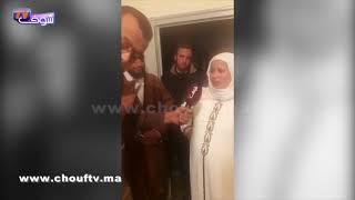 من قلب منزل السيدة اللي كاتوهم عندها الراقد عندو 9 سنين..راقي من مراكش مشا يدير ليها الرقية و القضية فيها السحر |