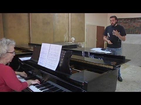 Θύμα του εμφυλίου στη Συρία, η όπερα της Δαμασκού - le mag