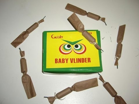 babyvlinder choot