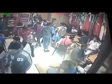سرقة جماعية لمحل بأكادير
