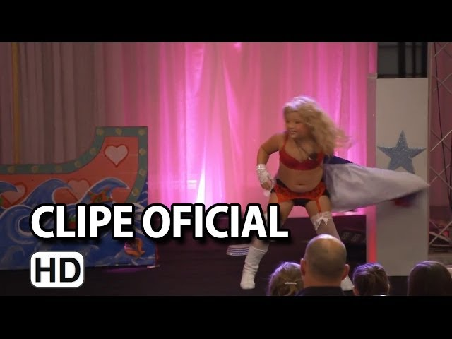"""VOVÔ SEM VERGONHA - Clipe oficial  """"Concurso de beleza"""" (2013) HD"""