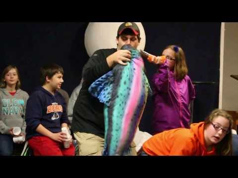 Bristol UMC Preteen Retreat Skit - November 16, 2013