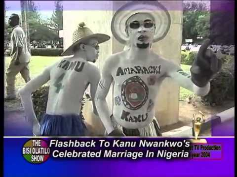 KANU NWANKWO'S SOCIETY WEDDING