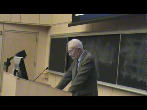 open Classroom-1/14/09- #2-Robert Solow- What Makes Economies Grow?