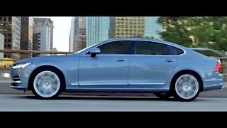 2017 Volvo S90 made in China. YouCar Car Reviews.