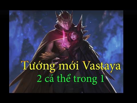 Riot Tung Teaser Tướng Mới Vastaya - Cowsep Đập Vỡ Màn Hình - Arkadata + Gripex| Series LMHT Hot #23