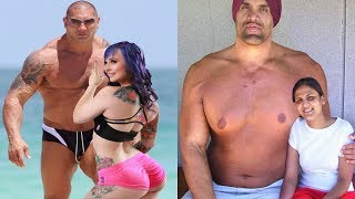 WWE Superstars And Their Wives ★ 2018