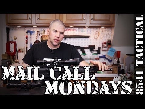 Mail Call Mondays Season 3 #16 - Mega Arms MATEN Build Review