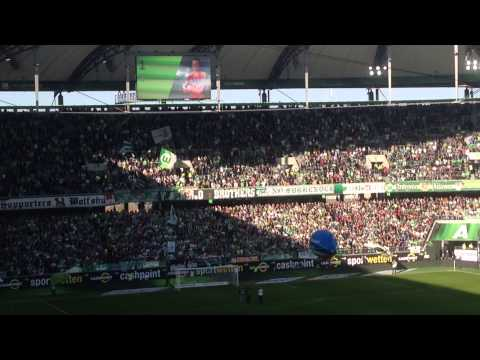 Wolfsburg Bayern München 1-6 08.03.2014