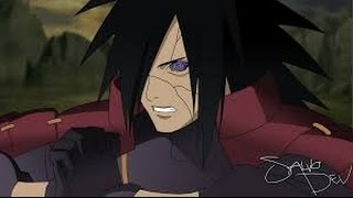 Naruto Shippuden: Madara Uchiha Vs The 5 Kages Full Fight