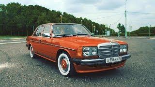 Mercedes-Benz w123 / Лучшая тачка для таксиста . Илья Стрекаловский