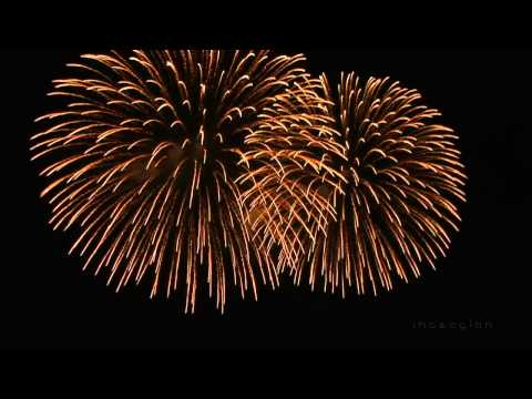 Happy New Year 2015 Fireworks - Frohes Neues Jahr [HD]