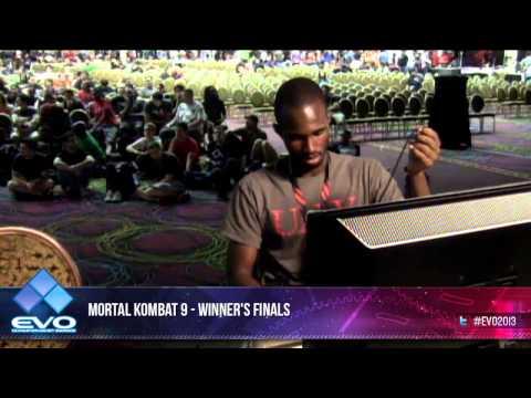 EVO 2013 - Mortal Kombat 9 - Top 8