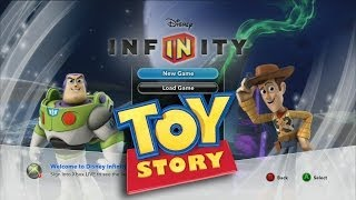 Let's Play Disney Infinity TOY STORY IN SPACE Playset (PART 2)