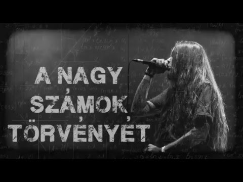 Watch My Dying - A nagy sz�mok t�rv�nye
