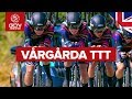 Trek Segafredo Women wins Postnord UCI WWT Vårgårda WestSweden TTT 2019