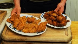 How To Cook Catfish And Hushpuppies Southern Style