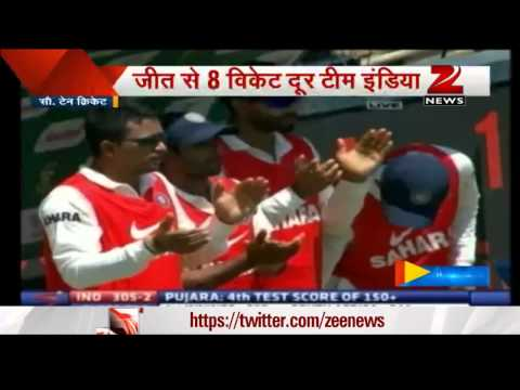 India vs South Africa 2013, 1st Test, Day 5