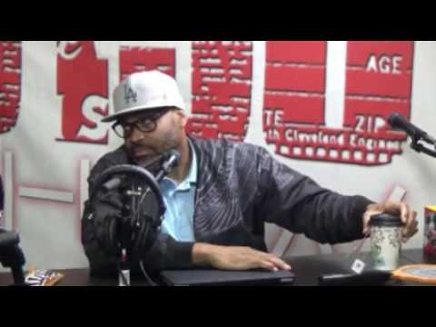 05-16-17 The Corey Holcomb 5150 Show - NBA Playoffs, Entertainment Industry & Smiling-it off