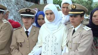 تشييع جنازة العريف أول عبد الجليل الزيتوني |