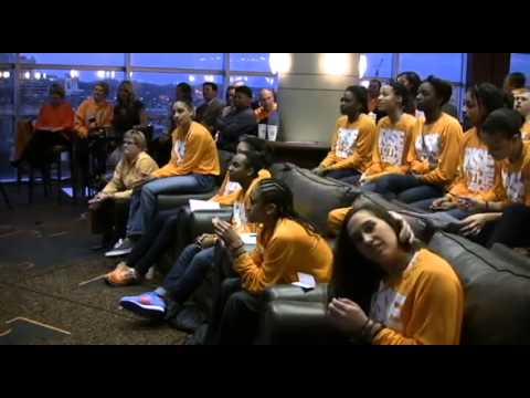 Lady Vols react to being named No. 2 seed in NCAA tournament