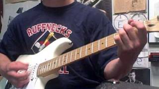 Free Bird: Guitar Cover, Lynyrd Skynyrd, Full Song