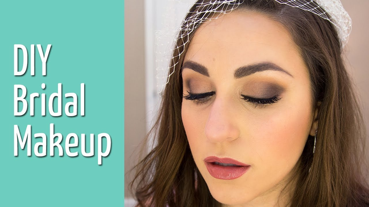 ♡Dramatic Wedding Makeup♡ - YouTube