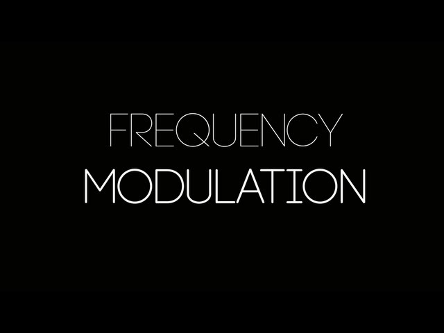 Project HBC Tutorial - Frequency Modulation in MaxMSP