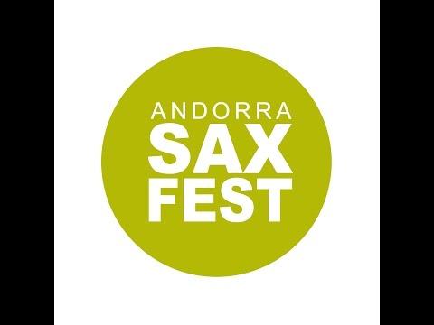 ANDORRA SAXFEST – CONCURS – dimecres 08 d'abril – Tarda