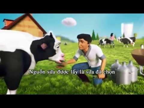 Quảng cáo sữa Cô gái Hà lan   Quảng cáo vui nhộn cho bé yêu