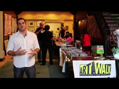 Please Support Downtown LA Art Walk!